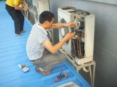 空调维修工 专给空调治