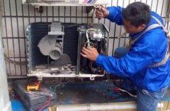 格力空调E5故障维修