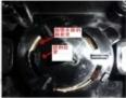 格力柜式空调旋转插头插